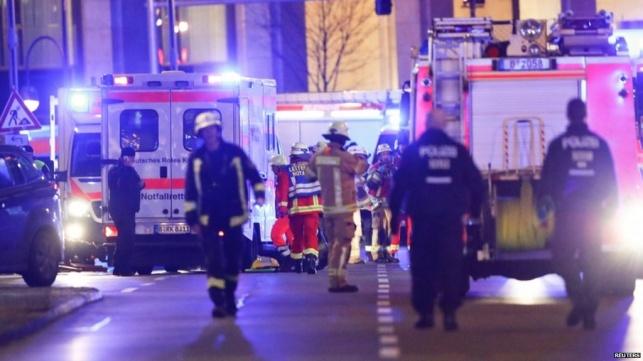 דאעש נטל אחריות לפיגוע הדריסה בגרמניה