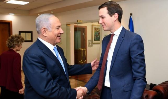 קושנר: בקרוב מדינה נוספת תצטרף להסכם