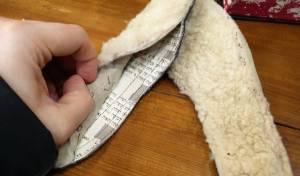 זעזוע באומן: סוליות הנעליים - מספרי קודש