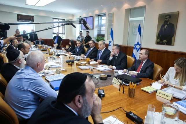 סמכויות השבת בתל אביב יועברו לממשלה