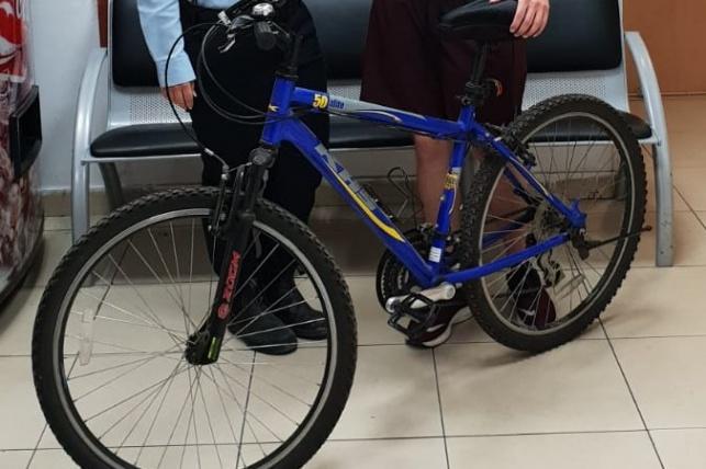 האופניים הגנובות