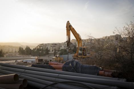 בנייה בשכונת רמות. אילוסטרציה - מסמך סודי: ירושלים מוקפאת - גם לחרדים