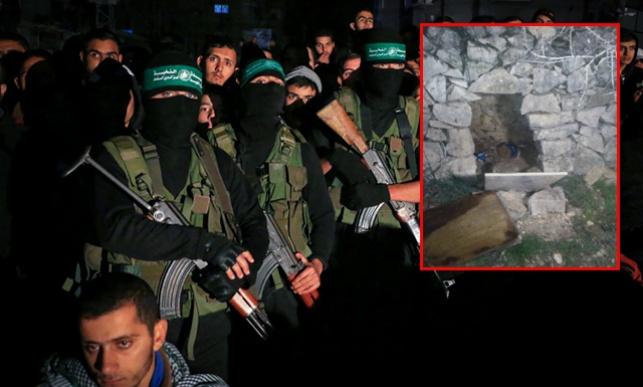 נחשפה חוליית חמאס שתכננה לחטוף יהודים