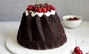 עוגת היער השחור של הקונדיטורית חסי סגל