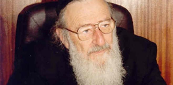 נדיר: הרב יצחק קוליץ על עשרה בטבת