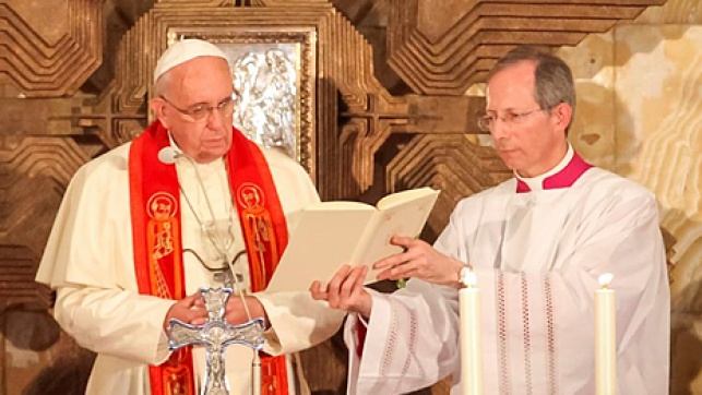 האפיפיור הנוצרי