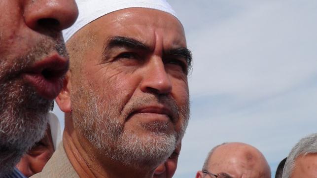 השייח' ראאד סאלאח