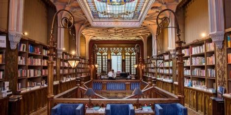 היינו רוצים להיתקע כאן לנצח - 10 חנויות ספרים יפהפיות שיעשו לכם חשק לקרוא