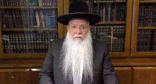 הרב מרדכי מלכא על פרשת נשא • צפו
