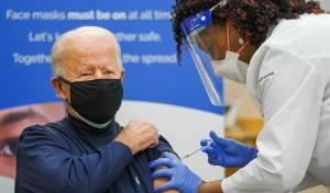 ביידן: בקרוב - חיסון לכל אזרח אמריקני בוגר