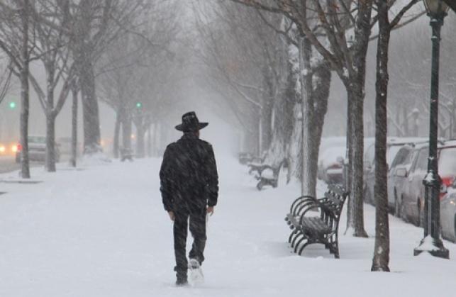 שלג (צילום: קראון-הייטס. בלוג)