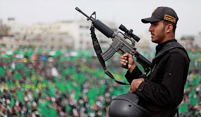 חמוש פלסטיני