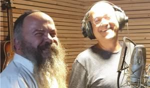 עובדיה חממה וארז לונברג ב'מדרשיר' ויחי