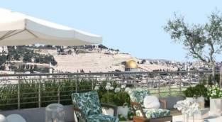 בוטיק הנביאים: לגור במיקום הכי מרכזי בירושלים