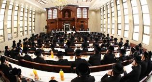 קהל המשתתפים במעמד