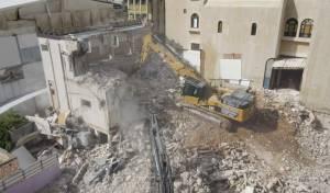 צפו בתיעוד: ההרס בויז'ניץ נמשך