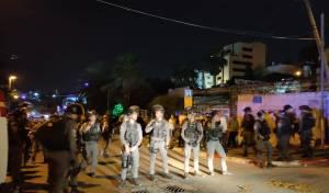 המהומות בשייח ג'ראח