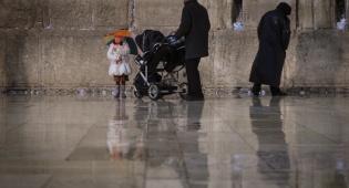 התחזית: גשם מקומי שיימשך גם למחרת