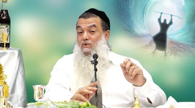 הרב יגאל כהן בוורט לשביעי של פסח • צפו