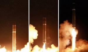 """שיגור הטיל והחגיגה של קים ג'ונג און - ארה""""ב: 'קים ג'ונג און מקרב אותנו למלחמה'"""
