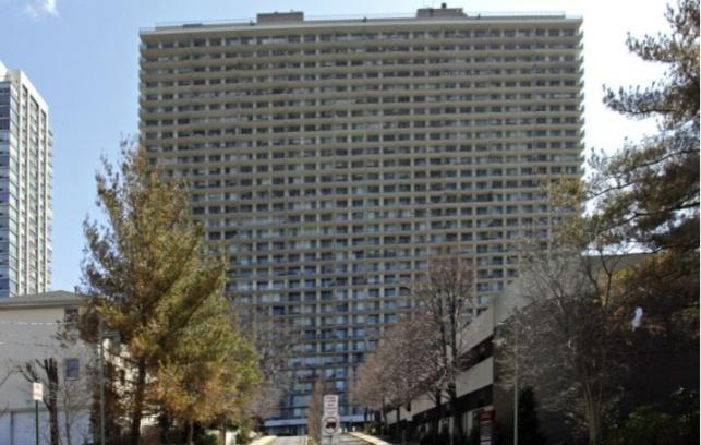 בניין 'The Colony'