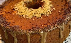 עוגת דבש בחושה מדהימה