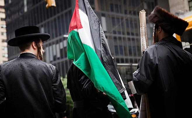 """בלב ניו יורק: חסידים היכו וגירשו פעילי """"נטורי קרתא"""""""