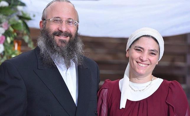 """חוי מרק ובעלה הרב מיכאל מרק הי""""ד - חוי מרק, רעייתו של מיכאל הי""""ד, שבה להכרה"""