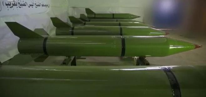 'אל קודס' מציגים: זה הטיל ששוגר לאשקלון