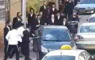 נערי שוליים שלפו סכין - והותקפו בעוצמה על ידי האברכים
