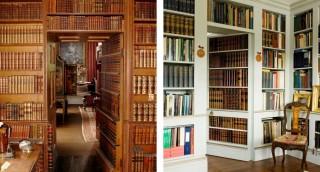 צפו: ארון ספרים שהוא בעצם דלת סודית לחדר נוסף