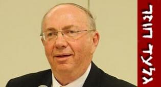 הפרשן ישראל קצובר (צילום: ברלה שיינר)