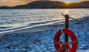 אילוסטרציה - תוך דקות: שני גברים טבעו למוות באותו חוף