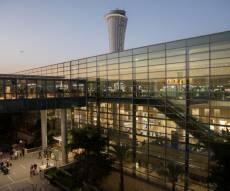 """נתב""""ג - מתחילת השנה עברו בנתב""""ג 18.8 מיליון נוסעים"""