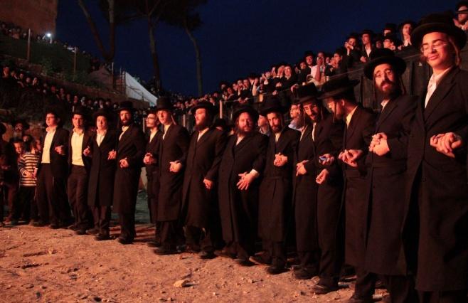 אלפים חגגו ב'שמואל הנביא' • גלריה