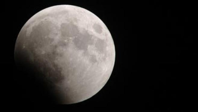 הַשָּׁמַיִם מְסַפְּרִים כְּבוֹד אֵל: צפו בליקוי ירח