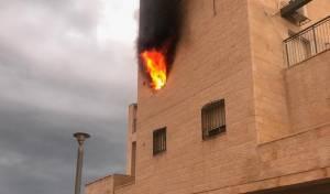 שריפה פרצה בדירה ברמת בית שמש ג'