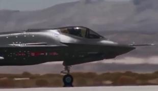 מפלצת מלחמה: ה-F35 בפעולה
