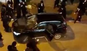 תקיפת השוטרים בבני ברק