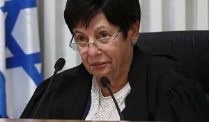 """השופטת נאור, הבוקר - בג""""ץ נגד שבת קודש: המרכולים בתל אביב יישארו פתוחים"""