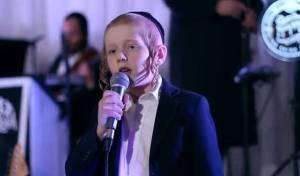 ילד הפלא יענקי גרין בביצוע מקסים: 'נחמה'