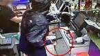 שדדו קיוסק באיומי אקדח ונעצרו • צפו בשוד