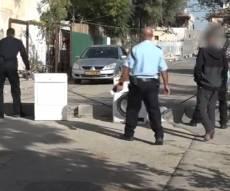 צפו: המשטרה עשתה סדר בכפר הבדואי