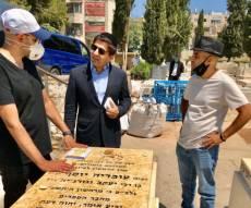 השפים המוערכים ורב הסלבס בקברי גדולי ישראל