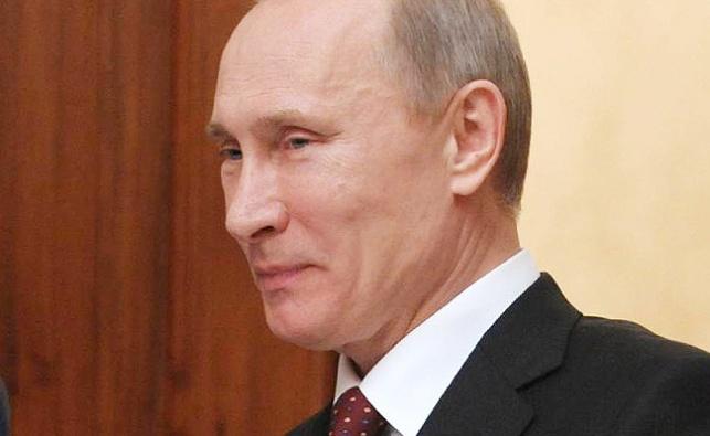ולדימיר פוטין, נשיא רוסיה