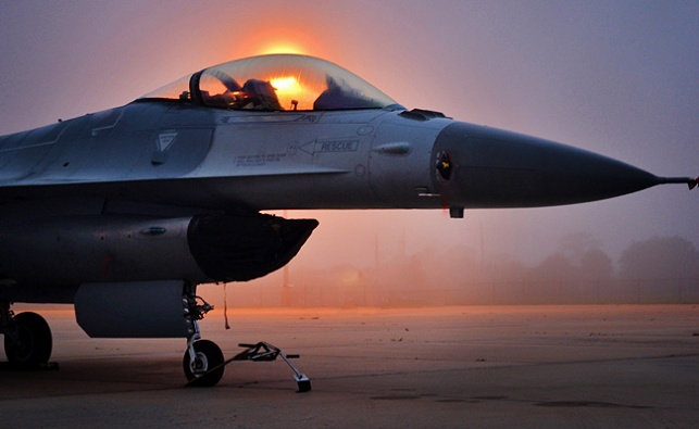 """בתגובה לירי: צה""""ל תקף מתקן טרור של דאעש בסוריה"""