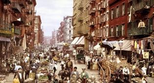 יום שני - יום כביסה - מה היה מיוחד בניו יורק ביום שני בשנת 1900?