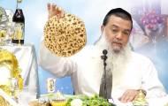 הרב יגאל כהן מדגים: כך עורכים ליל הסדר