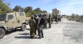 """פעילות צה""""ל - צפו: פעילות כוחות צה""""ל בכפר של המחבל"""