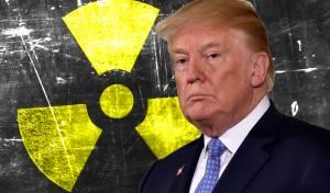 צפו: הודעת הפרישה של טראמפ מההסכם